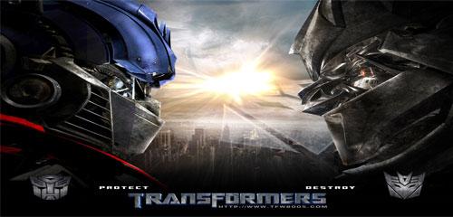Transformers Movie (2007)