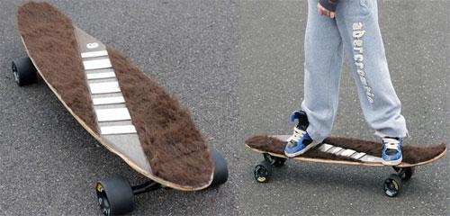 Wookiee-Skateboard